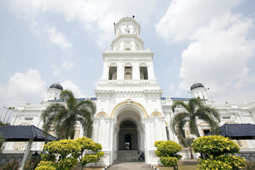 Sultan Abu Bakar State Mosque Front