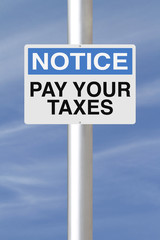 Pay Your Taxes