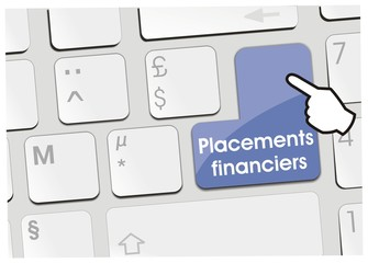 clavier placements financiers