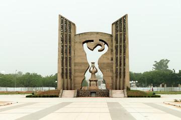 トーゴ共和国、独立記念の碑