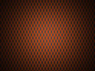 Orange mesh background