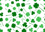 Seamless Saint Patrick's Day Background