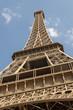 Eiffel Tower - Paris, France.