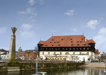 Konzilgebäude in Konstanz - Bodensee - Deutschland