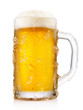 Frosty mug of beer - 61400306