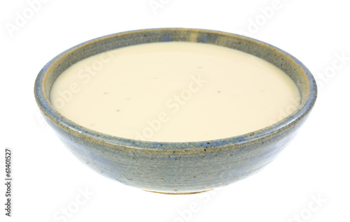 Three Cheese Soup Ceramic Bowl