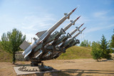 Air defense missiles