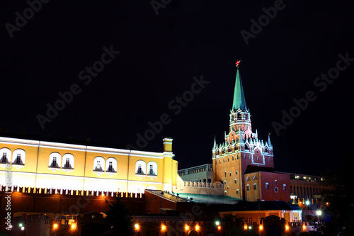 Kutafiya Tower of Moscow Kremlin
