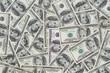 Hundreds of new Benjamin Franklin 100 dollar bills - 61403961
