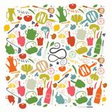 Cookbook cover - 61404192