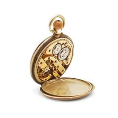 pocket watch mechanism