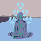 Deep meditation - 61404377