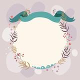 Floral Holiday Design - 61404703