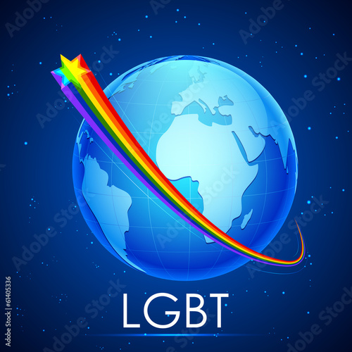 LGBT Awarness Concept