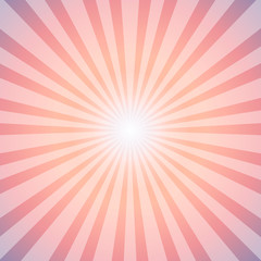 Sunrise Sun Sunburst Pattern, Vector illustration