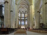 Interior of Regensburg Cathedral, Germany