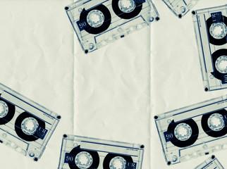 cassettes paper