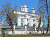 Assumption Cathedral in Kineshma, Russia