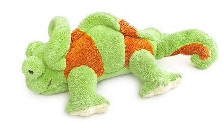 plush chameleon