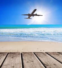de viaje al caribe