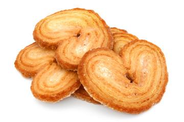 Palmiers - biscuits feuilletés