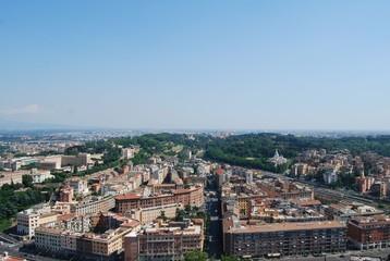 Roma vista dall'alto 1