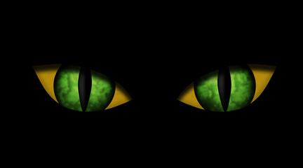 Occhi felini nella notte