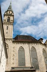 Salzburg Franziskanerkirche