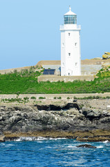Godrevy Point Lighthouse