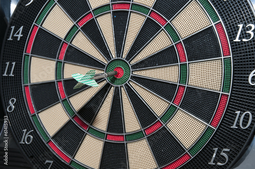 dartboard to play