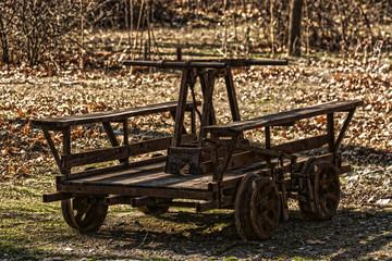 Old Railway Wehicle