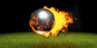 WM, Brasilien, Fussball, Feuer