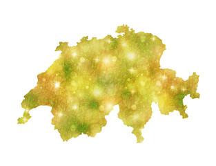 スイス 地図 国