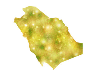 サウジアラビア 地図 国