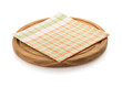napkin at cutting board - 61426383