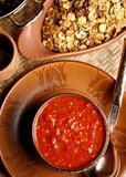 Lahsun ki Chutney is popular eatables in Rajasthan poster