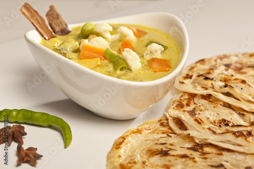 Hot and spicy butter Paneer Malsala.