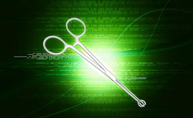 medical scissor tool