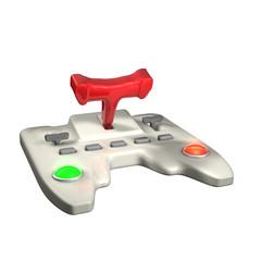 Fernsteuerung Gamepad Hebel