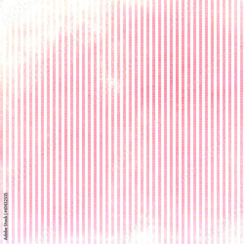 Pink distressed stripe pattern