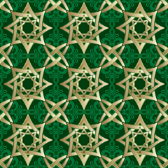 muslim geometric ornament