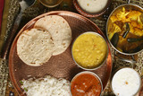 Bhakri – a flatbread made of Jowar from Gujarat. poster