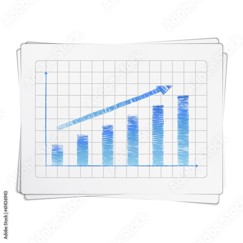 Hand Drawn Bar Graph