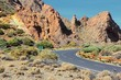 Tenerife road - Canary Islands landscape
