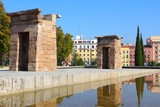 Spain - Madrid - Debod Temple