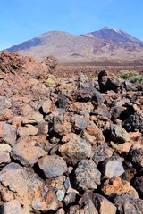 Tenerife landscape - Teide National Park