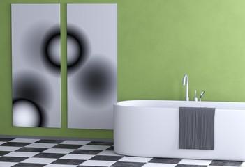bilder und videos suchen gr nes badezimmer. Black Bedroom Furniture Sets. Home Design Ideas