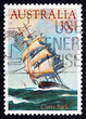 Postage stamp Australia 1984 Cutty Sark, Clipper Ship