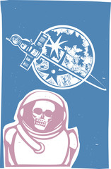 Zombie Cosmonaut