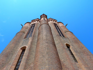 Albi Cathédrale Sainte-Cécile d'Albi